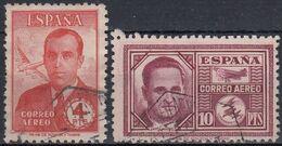 ESPAÑA 1945 Nº 991/92 USADO (REF. 01) - 1931-50 Ungebraucht