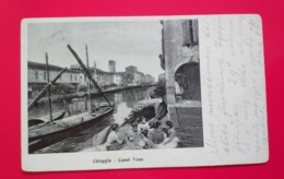 CHIOGGIA - CANALE VENA. - Venezia (Venice)