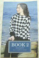 Designette Book Bog 2 Stricken Häkeln Hæklet Og Strikning Crochet And  Knitting Anleitungen Patterns Vejledning - Wool
