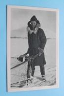 Missionnaire En Voyage Sur Le Cercle Arctique ( ALASKA > Zie / Voir / See Photo > Série 1 ) Anno 19?? ! - Missions