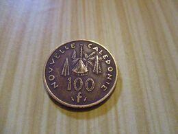 Nouvelle-Calédonie - 100 Francs 1984 .N°245. - Nuova Caledonia