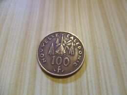 Nouvelle-Calédonie - 100 Francs 1976 .N°247. - New Caledonia