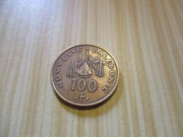 Nouvelle-Calédonie - 100 Francs 1987 .N°251. - Nuova Caledonia