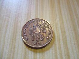 Nouvelle-Calédonie - 100 Francs 1987 .N°253. - New Caledonia