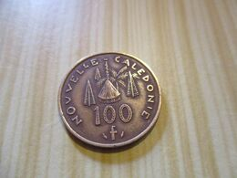 Nouvelle-Calédonie - 100 Francs 1976 .N°256. - Nuova Caledonia