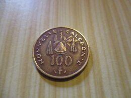 Nouvelle-Calédonie - 100 Francs 1984 .N°257. - New Caledonia