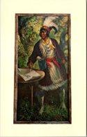 Osceola Seminole Indian Chief Seminole Okalee Indian Village & Crafts Center West Hollywood Florida - Indiens De L'Amerique Du Nord