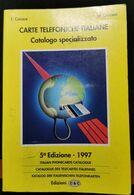 CATALOGO TESSERE TELEFONICHE 1997 - Schede Telefoniche