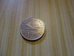 Nouvelle-Calédonie - 10 Francs 1972 .N°261. - New Caledonia