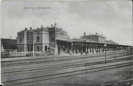 426-Bahnhof Herbesthal-Cachet Malmedy - Lontzen