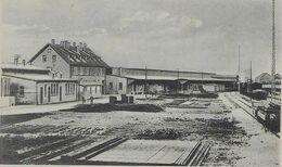 428-. Herbesthal- Zollamt Und Guter-Bahnhof - Lontzen