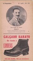 Portugal -Tauromaquia   Aficionado  1877 - Historische Documenten