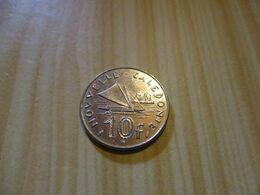 Nouvelle-Calédonie - 10 Francs 1986 .N°292. - Nuova Caledonia