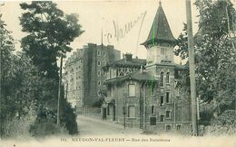 MEUDON-VAL-FLEURY(92) - RUE DES RUISSEAUX - Meudon