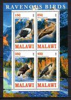 RAVENOUS BIRDS SOUVENIR SHEET MNH ** - Aigles & Rapaces Diurnes