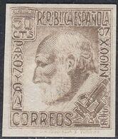 1934. * Edifil: 680s. RAMON Y CAJAL - SIN DENTAR - 1931-Heute: 2. Rep. - ... Juan Carlos I