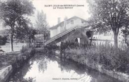 38 - Isere -  SAINT JEAN De BOURNAY -   Le Vieux Battoir - Saint-Jean-de-Bournay