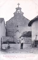 38 - Isere -  SAINT JEAN De BOURNAY - Eglise St Jean De Bournay ( XIII Siecle ) - Saint-Jean-de-Bournay
