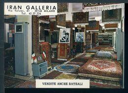 Iran Galleria - Milano - Via Tolstoi - Tappeti Persiani - Rif. 22184 - Publicidad