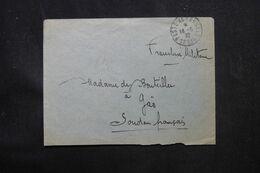 LEVANT FRANÇAIS - Enveloppe En Fm En 1932 Pour Gaô ( Soudan ) , Oblitération Postes Aux Armées 615 - L 69145 - Lettres & Documents