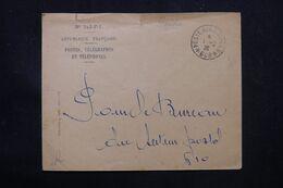 LEVANT FRANÇAIS - Enveloppe En Fm En 1926 Pour SP 610 , Oblitération Postes Aux Armées 608 - L 69146 - Lettres & Documents