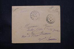 LEVANT FRANÇAIS - Enveloppe En Fm En 1930  Pour La France , Oblitération Postes Aux Armées 606 - L 69147 - Lettres & Documents