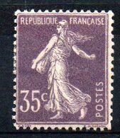 FRANCE - YT N° 136 - Neuf * - MH - Cote: 170,00 € - Ungebraucht