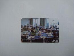 USA Hotel Key, The Cotton Sail Hotel , Savannah, GA (1pcs) - Cartes D'hotel