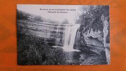 Environs De Saint Laurent Du Jura - La Cascade Du Herisson - Autres Communes
