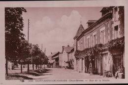 9000  ST JOUIN DE MARNES  NON  ECRITE - Saint Jouin De Marnes