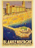 Posters Op Postkaart. Collectie Roland Florizoone - Blankenberghe - Blankenberge (DOOS 7) - Blankenberge