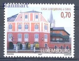 Luxembourg 2007 Mi 1761 MNH ( ZE3 LXB1761 ) - Ohne Zuordnung