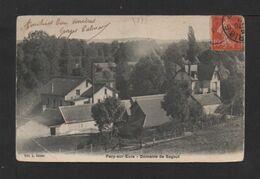CPA . 27 . PACY-sur-EURE . Domaine Sagout . - Pacy-sur-Eure