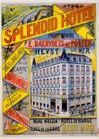 Posters Op Postkaart. Collectie Roland Florizoone - Heist - Heyst (DOOS 7) - Heist
