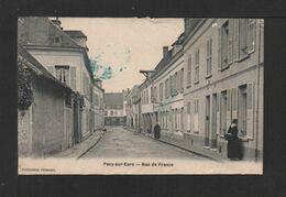 CPA . 27 . PACY-sur-EURE . Rue De France . - Pacy-sur-Eure