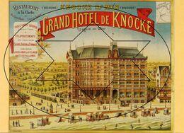 Posters Op Postkaart. Collectie Roland Florizoone - Knokke - Knocke (DOOS 7) - Oostende