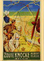 Posters Op Postkaart. Collectie Roland Florizoone - Knokke - Knocke (DOOS 7) - Knokke