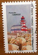 2019  FRANCIA  Edifici Fari Lavezzi Lighthouse - PRIORITAIRE  Usato - Francia