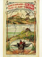 Posters Op Postkaart. Collectie Roland Florizoone - Koksijde - Oostduinkerke (DOOS 7) - Koksijde