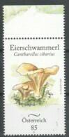 """Österreich 2020:  """"Eierschwammerl"""" Postfrisch (s.Foto) - 1945-.... 2a Repubblica"""