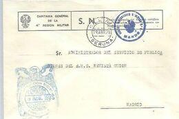 GOMIGRAFO   CENTRO INSTRUCCION DE RECLUTAS  1978 - Franquicia Militar