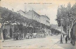 1924 - ALGER BELCOURT - La Rue De Lyon - Otras Ciudades