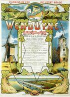 Posters Op Postkaart. Collectie Roland Florizoone - Wenduine (DOOS 7) - Wenduine