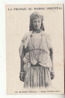Maroc - Oudjda - Jeune Femme Juive - Judaica - Sonstige
