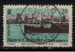 NOUVELLE CALEDONIE         N°  YVERT :  268 ( 19 )    OBLITERE       ( OB 8 / 40 ) - Nouvelle-Calédonie