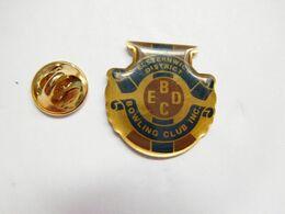 Beau Pin's , Bowling , BCED , Bowling Club Elsternwick District , Australia - Bowling