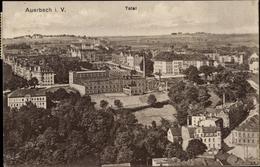 Cp Auerbach Im Vogtland, Panorama Vom Ort - Deutschland