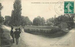 95 VALMONDOIS - LES PRAIRIES DU QUARTIER DE LA GARE - Valmondois