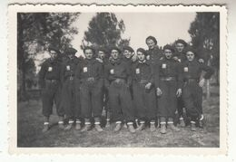 47 - Casteljaloux - Ste-livrade - Chantier De Jeunesse - Camp Montcalm (1941) - Photo 9cmx6cm - Casteljaloux