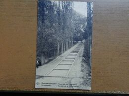 Geraardsbergen, Trap Van Den Oudenberg -> Beschreven 1924 - Geraardsbergen